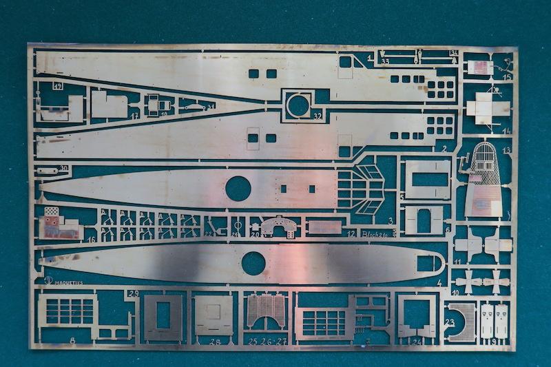 Bloch 210 - Bloch 210 (AJP Maquettes 1/48° PE & résine) 5_b21010