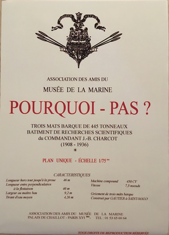 Pourquoi Pas? 1908 (1/75° Billing Boats) - Page 26 600_aa10