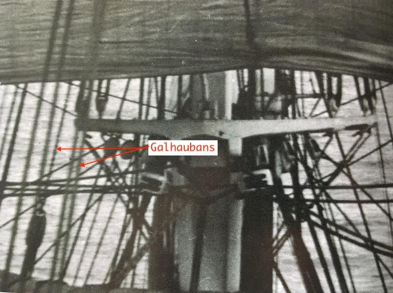 Pourquoi Pas? 1908 (1/75° Billing Boats) de Yves31 - Page 27 616_ga10