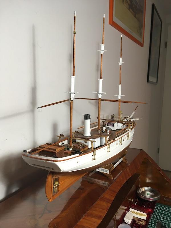 Pourquoi Pas? 1908 (1/75° Billing Boats) de Yves31 - Page 28 659_po10