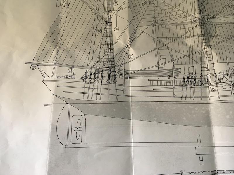 Pourquoi Pas? 1908 (1/75° Billing Boats) [Yves31] - Page 3 68_pou10