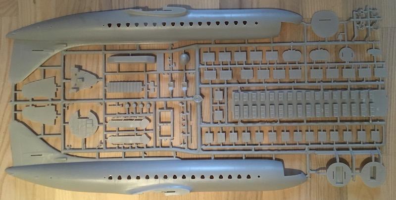 SE 210 Caravelle III/IV (1/72° Mach 2) 6_se2111