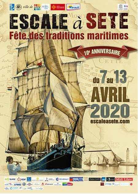 Escale à Sète 2020 (Fête des traditions maritimes) 9a86e010