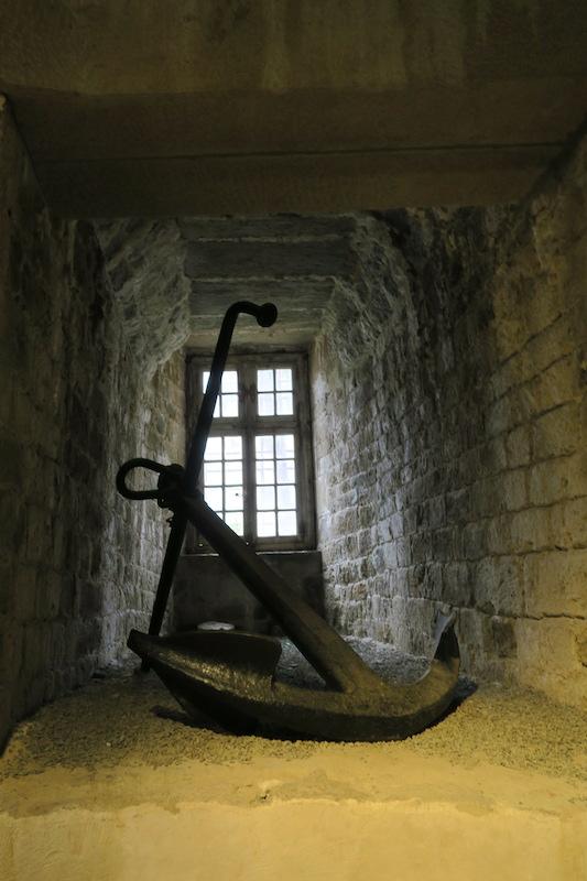 Musée d'histoire de Saint Malo Ancre10