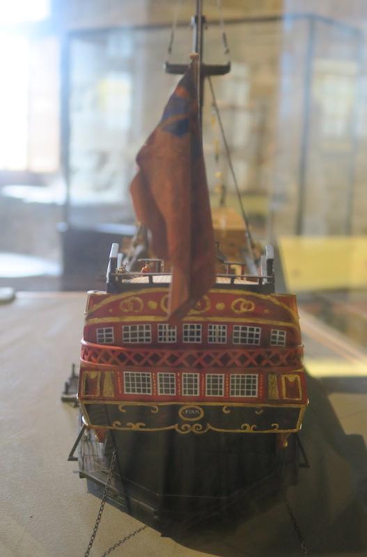 Musée d'histoire de Saint Malo Bateau10