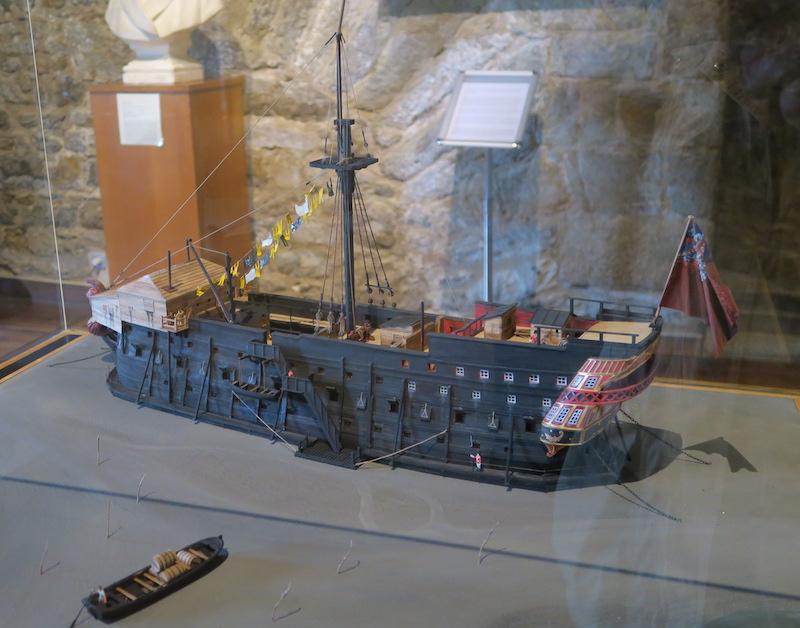 Musée d'histoire de Saint Malo Bateau13