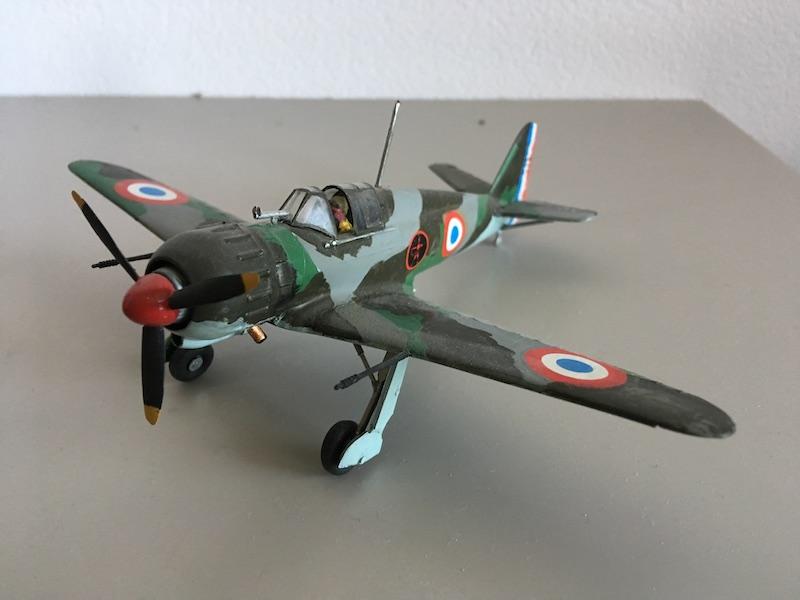 [AIRFIX] Tour de contrôle aérodrome RAF (échelle HO/OO - Ref. 03380) Bloch_10