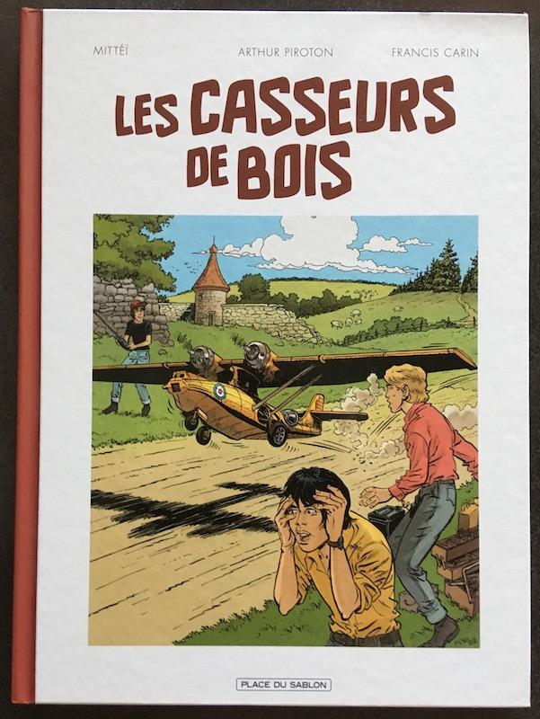BD jeunesse RC Casseu10