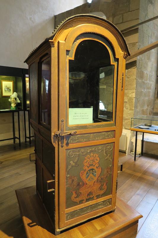 Musée d'histoire de Saint Malo Chaise10