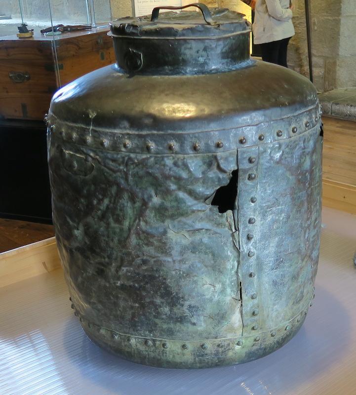 Musée d'histoire de Saint Malo Chaudi10