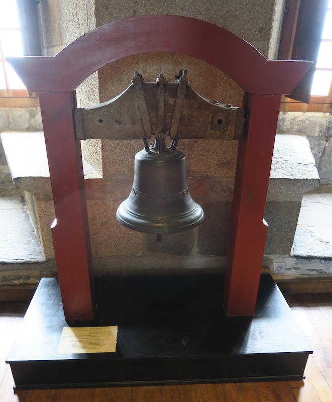 Musée d'histoire de Saint Malo Cloche11
