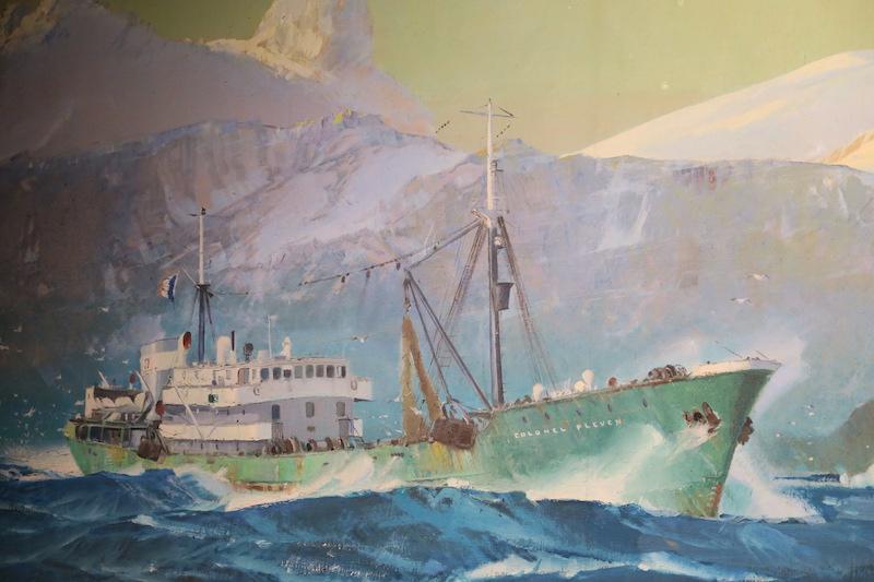 Musée d'histoire de Saint Malo Colone10