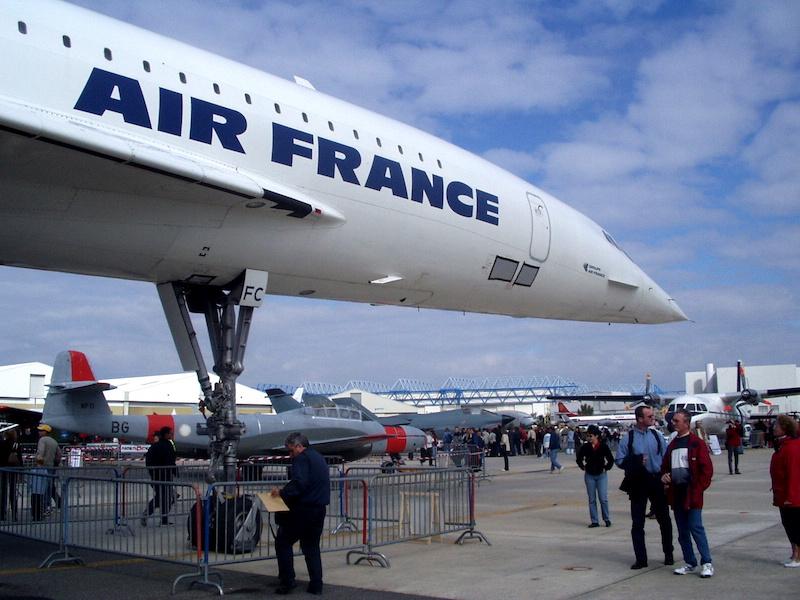 SST Aerospatiale/BAC Concorde 001 : 50 ans déjà ! Concor18