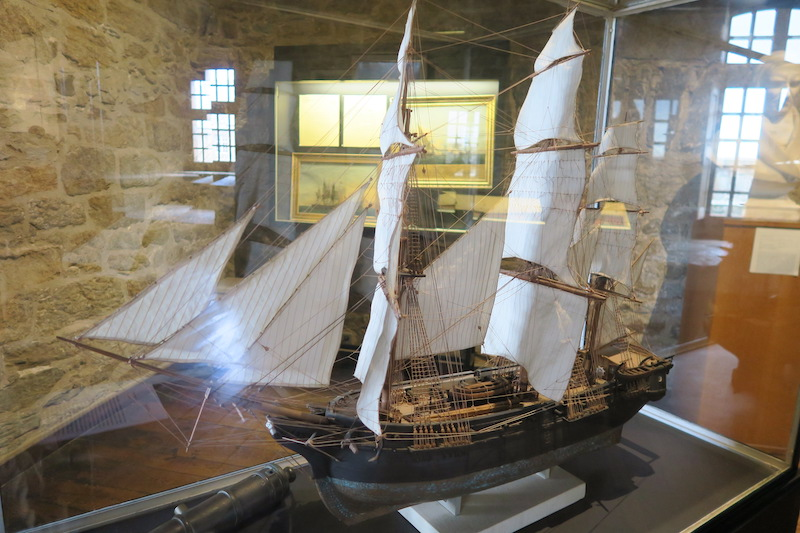 Musée d'histoire de Saint Malo Confia10