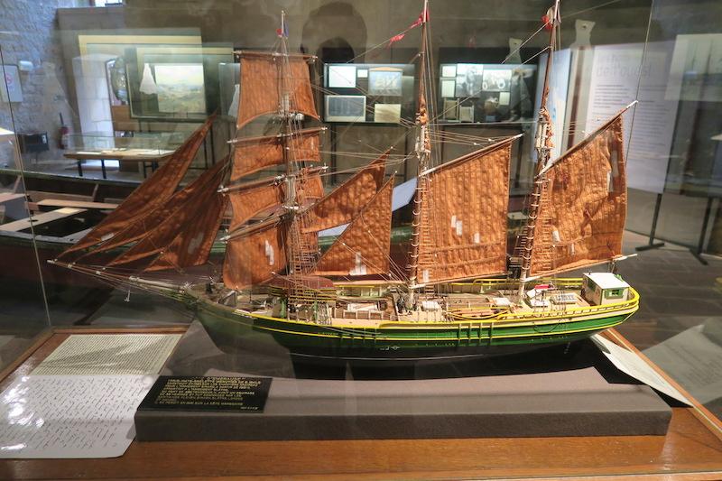 Musée d'histoire de Saint Malo Cote_e10
