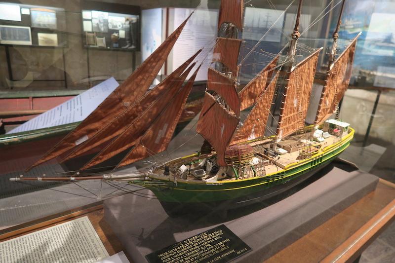 Musée d'histoire de Saint Malo Cote_e13