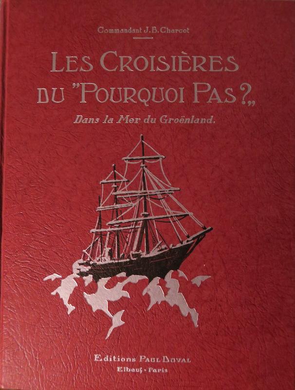 Pourquoi Pas? 1908 (1/75° Billing Boats) - Page 6 Croisi10