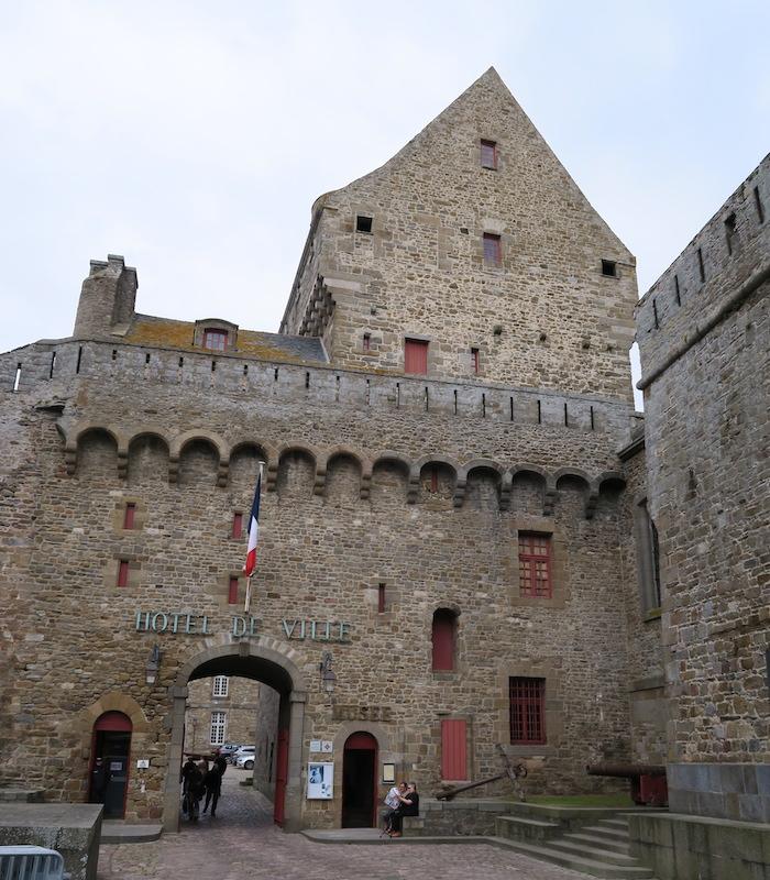 Musée d'histoire de Saint Malo Entree11