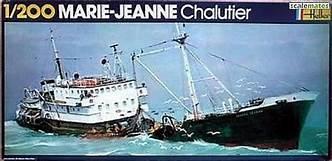 Chalutier Le Volontaire - 1/200° - Heller 80604 - Notice Marie_11