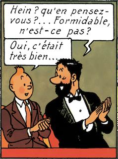 Le Château de Moulinsart, 1/60 scratch par migou31 - Page 5 Tintin11
