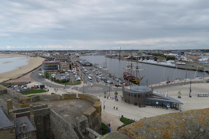 Musée d'histoire de Saint Malo Vue_mu10