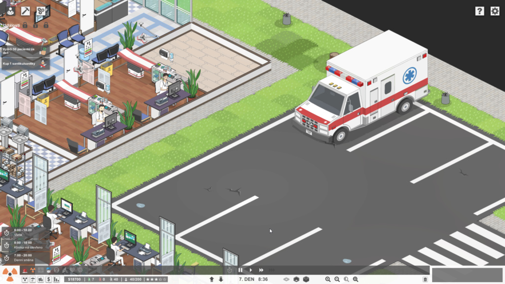 [OPEN] Ambulance quest not working 2018-112