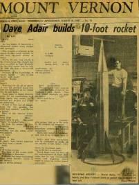 Дэвид Уилкок - Космическое Раскрытие: Прирожденный инженер-ракетчик. Интервью с Дэвидом Эдейром 355_411