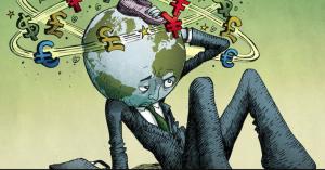 Питер Мейер - Искусственный экономический кризис  15 июля 2020 года Artifi10