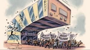 Питер Мейер - Искусственный экономический кризис  15 июля 2020 года Bankin10