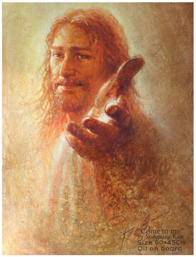 БРЭДЛИ ЛЮБЯЩИЙ - ЛЮБОВЬ НАЧИНАЕТСЯ С ПРАВДЫ (9 ЧАСТЕЙ) Jesus-10