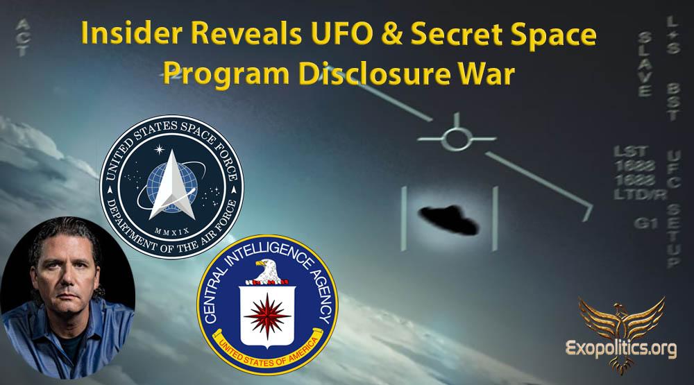 Майкл Салла - Инсайдер Кори Гуд раскрывает войну за раскрытие существования НЛО и тайной космической программы  Ufo-di10