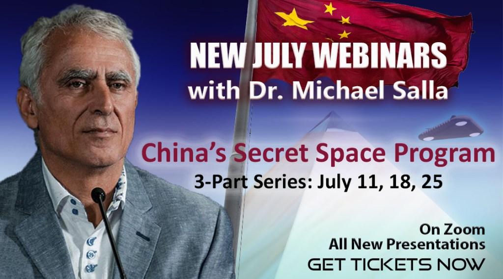 Майкл Салла - Запустит ли глубинное государство инопланетное вторжение под фальшивым флагом после исчерпания глобальной карты контроля? 2 части Webina10