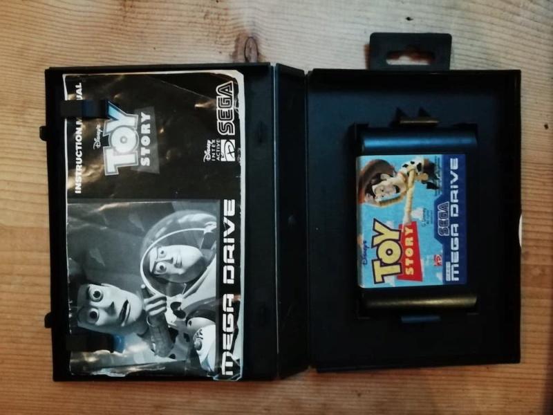 [Vds] Megadrive 2 avec jeux, Piece et coque GG, Jeux DC 11998611