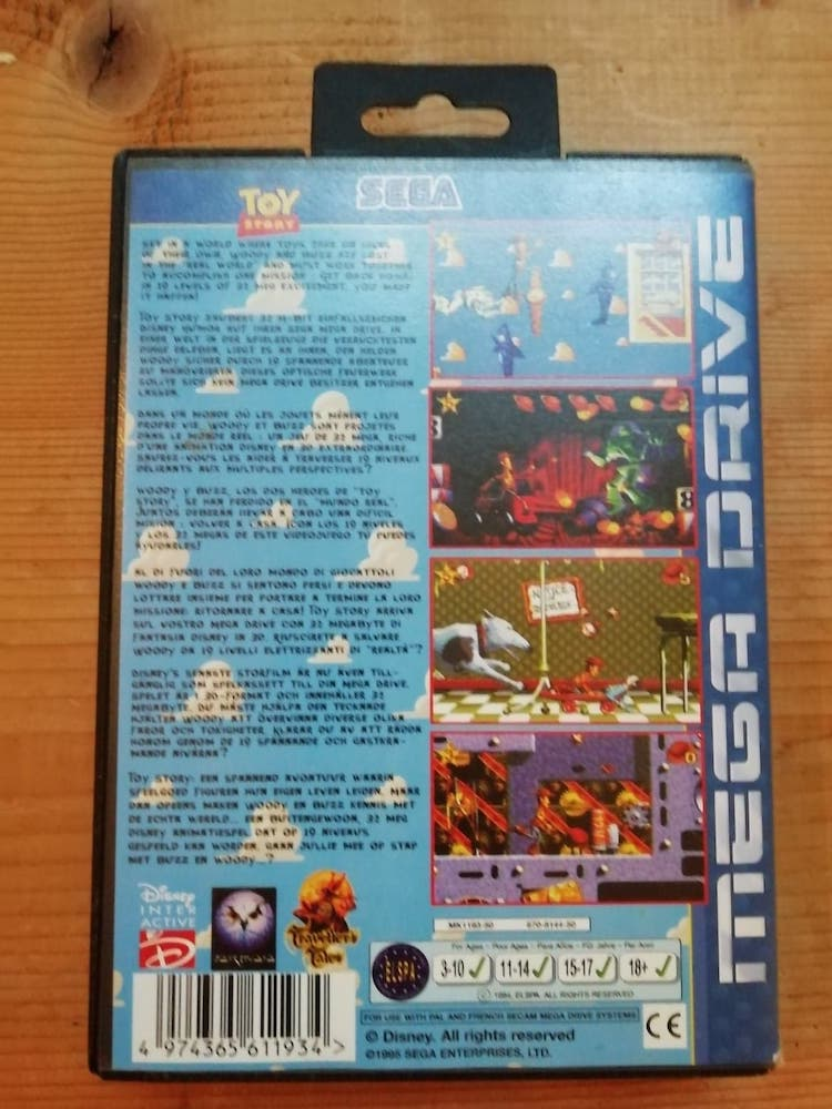 [Vds] Megadrive 2 avec jeux, Piece et coque GG, Jeux DC 12001811
