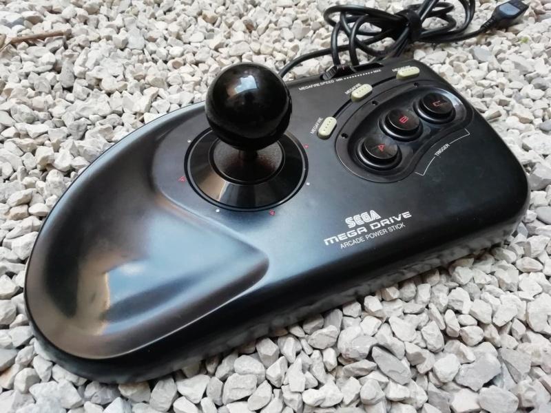 [Bricolage] Remplacer le Joystick de l'Arcade Power Stick Megadrive 12018410