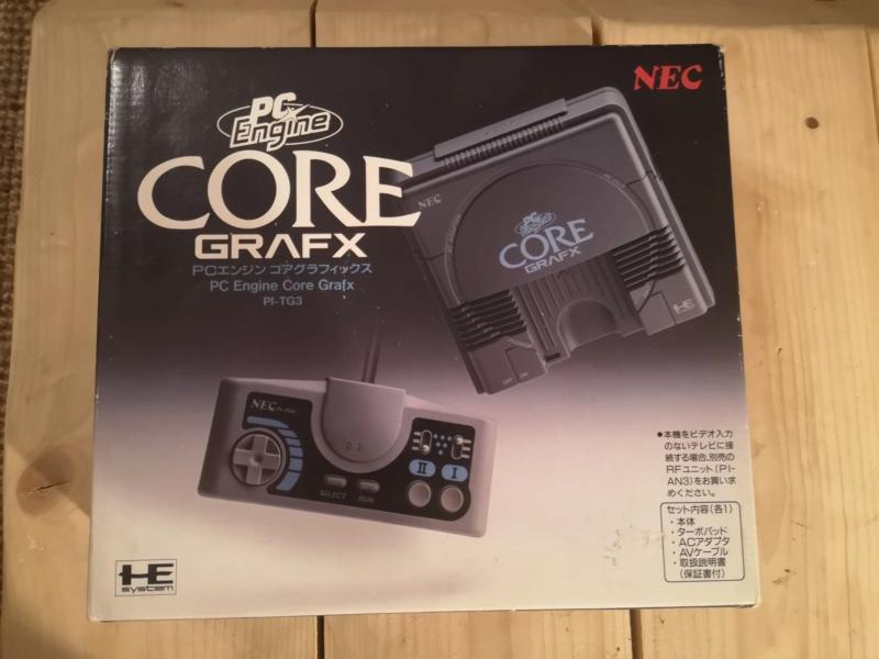 [Vds] Lot Core GrafX, Lot megadrive 19194110