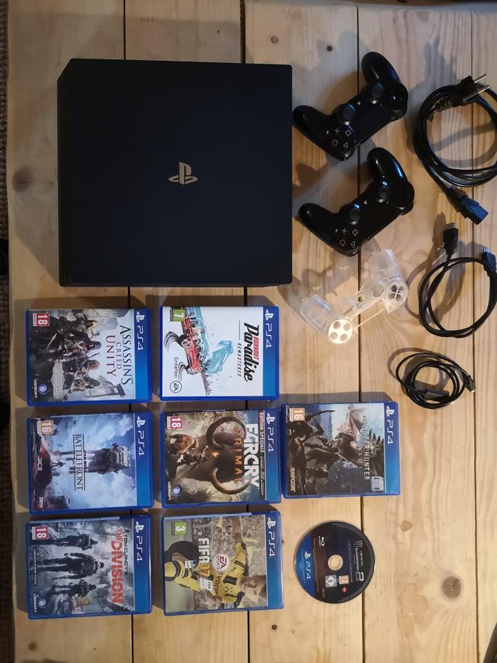 [Vds] Lot PS4 Pro, Lot jeu Xbox360, One, PS1, PS3, DS, Pokemon Platine, Metroid Fusion 21788810