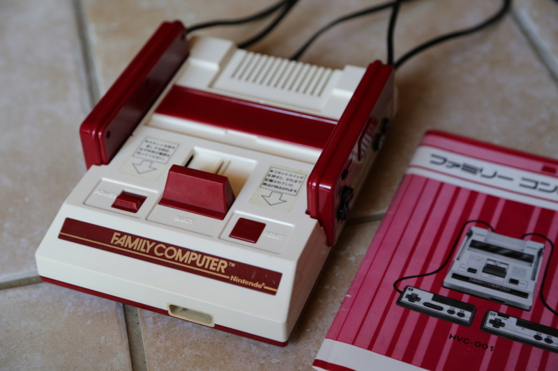 [VS] Famicom, Famicom Disk System, et jeux 3h8a1010