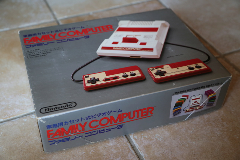 [VS] Famicom, Famicom Disk System, et jeux 3h8a1011
