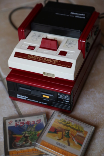 [VS] Famicom, Famicom Disk System, et jeux 3h8a1016