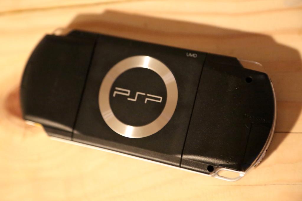 [Vds] PSP 1000 nickel, Lot DS Lite 3h8a3510