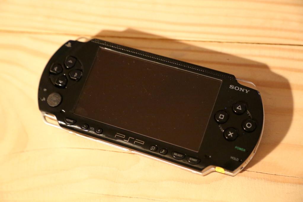 [Vds] PSP 1000 nickel, Lot DS Lite 3h8a3511