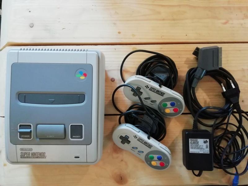 [Vds] SNES, Jeux SNES en boites, GBA SP en boite, Jeux GB, et lot GC! Img_2141