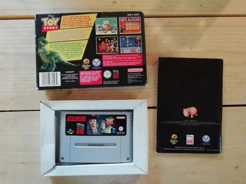 [Vds] SNES, Jeux SNES en boites, GBA SP en boite, Jeux GB, et lot GC! Img_2148