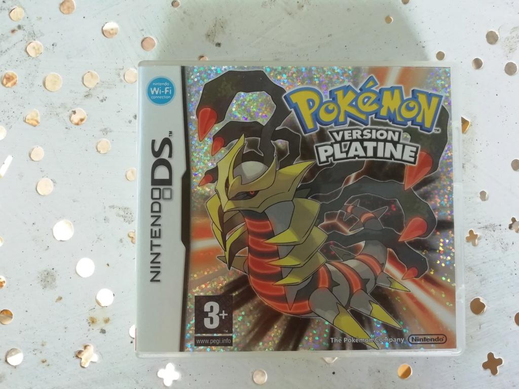 [Vds] Lot PS4 Pro, Lot jeu Xbox360, One, PS1, PS3, DS, Pokemon Platine, Metroid Fusion Img_2177