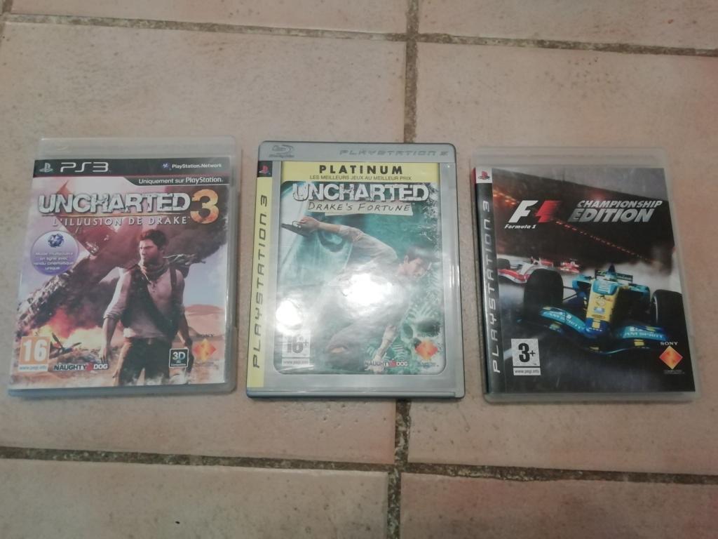 [Vds] Lot PS4 Pro, Lot jeu Xbox360, One, PS1, PS3, DS, Pokemon Platine, Metroid Fusion Img_2181