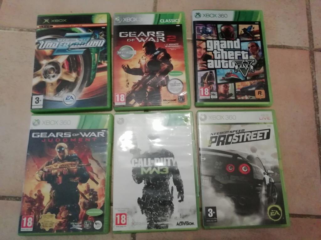 [Vds] Lot PS4 Pro, Lot jeu Xbox360, One, PS1, PS3, DS, Pokemon Platine, Metroid Fusion Img_2184