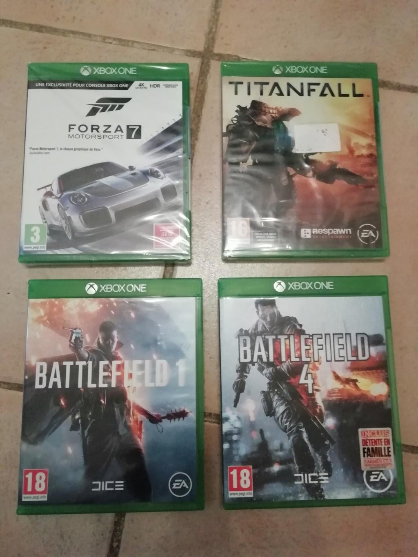 [Vds] Lot PS4 Pro, Lot jeu Xbox360, One, PS1, PS3, DS, Pokemon Platine, Metroid Fusion Img_2186