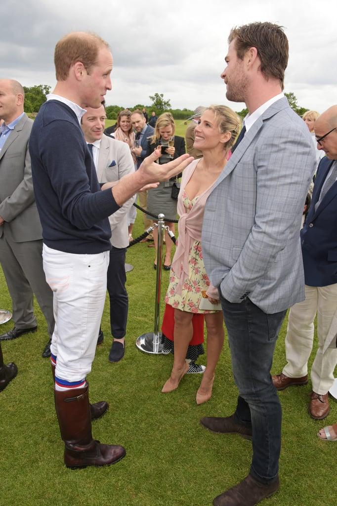 ¿Cuánto mide el Príncipe Guillermo / William de Inglaterra? Chris-10