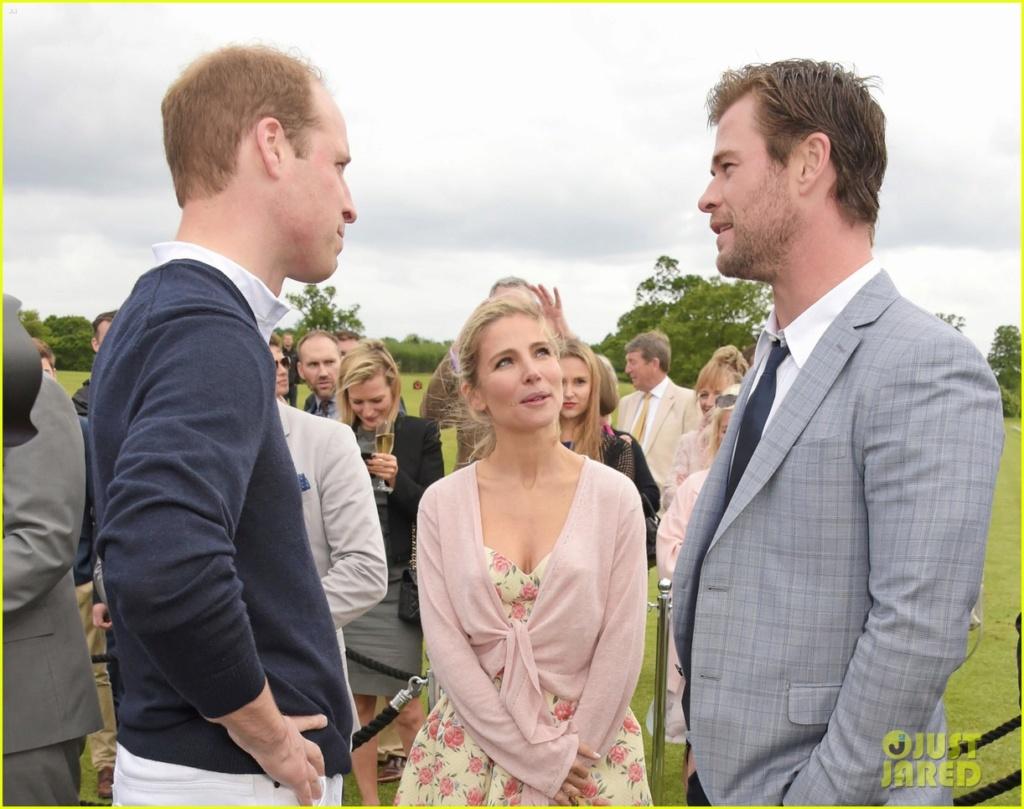 ¿Cuánto mide el Príncipe Guillermo / William de Inglaterra? Chris-11